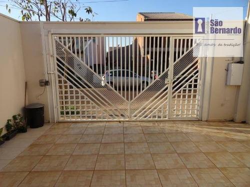 casa residencial à venda, parque nova carioba, americana. - ca0674