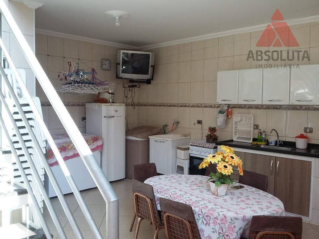 casa residencial à venda, parque nova carioba, americana. - ca2087