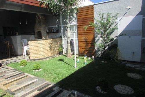 casa  residencial à venda, parque nova carioba, americana. - codigo: ca0674 - ca0674