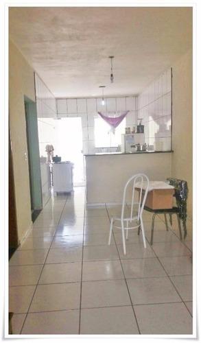 casa  residencial à venda, parque nova carioba, americana. - codigo: ca0771 - ca0771