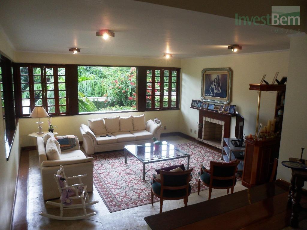 casa residencial à venda, parque nova suiça, valinhos. - ca0260