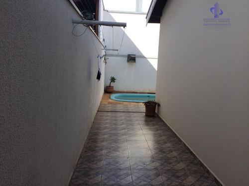 casa  residencial à venda, parque nova suiça, valinhos. - ca1472