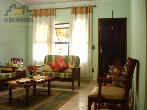 casa residencial à venda, parque nova suiça, valinhos. - ca1814
