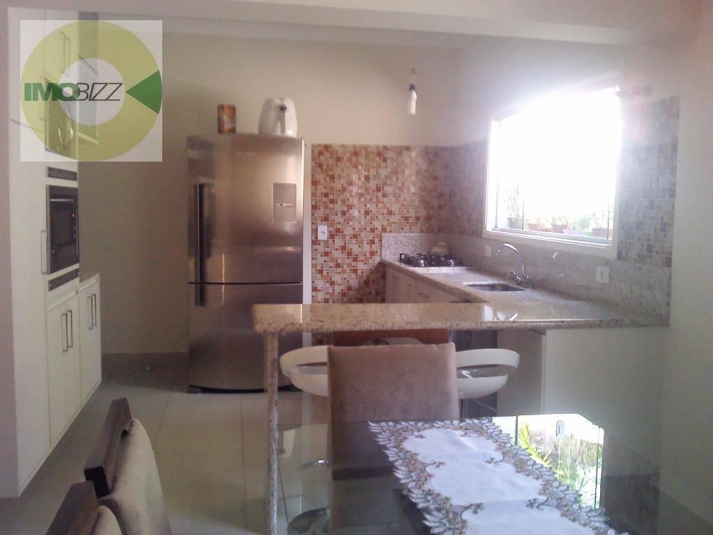 casa  residencial à venda, parque nova suiça, valinhos. - ca1819