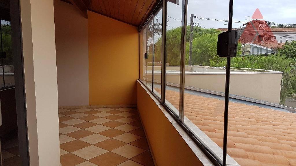 casa residencial à venda, parque novo mundo, americana. - ca1383