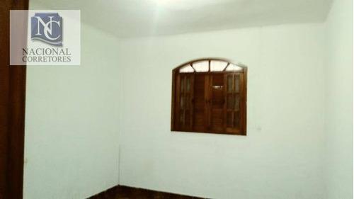 casa residencial à venda, parque novo oratório, santo andré. - ca1964