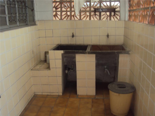 casa residencial à venda, parque oratório, santo andré. - ca0060