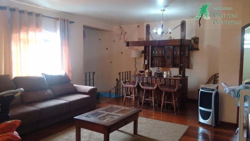 casa  residencial à venda, parque pinheiros, taboão da serra. - ca0019