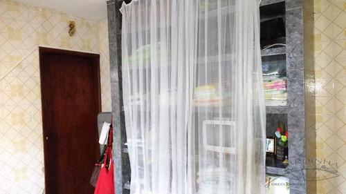 casa residencial à venda, parque pinheiros, taboão da serra. - ca0101