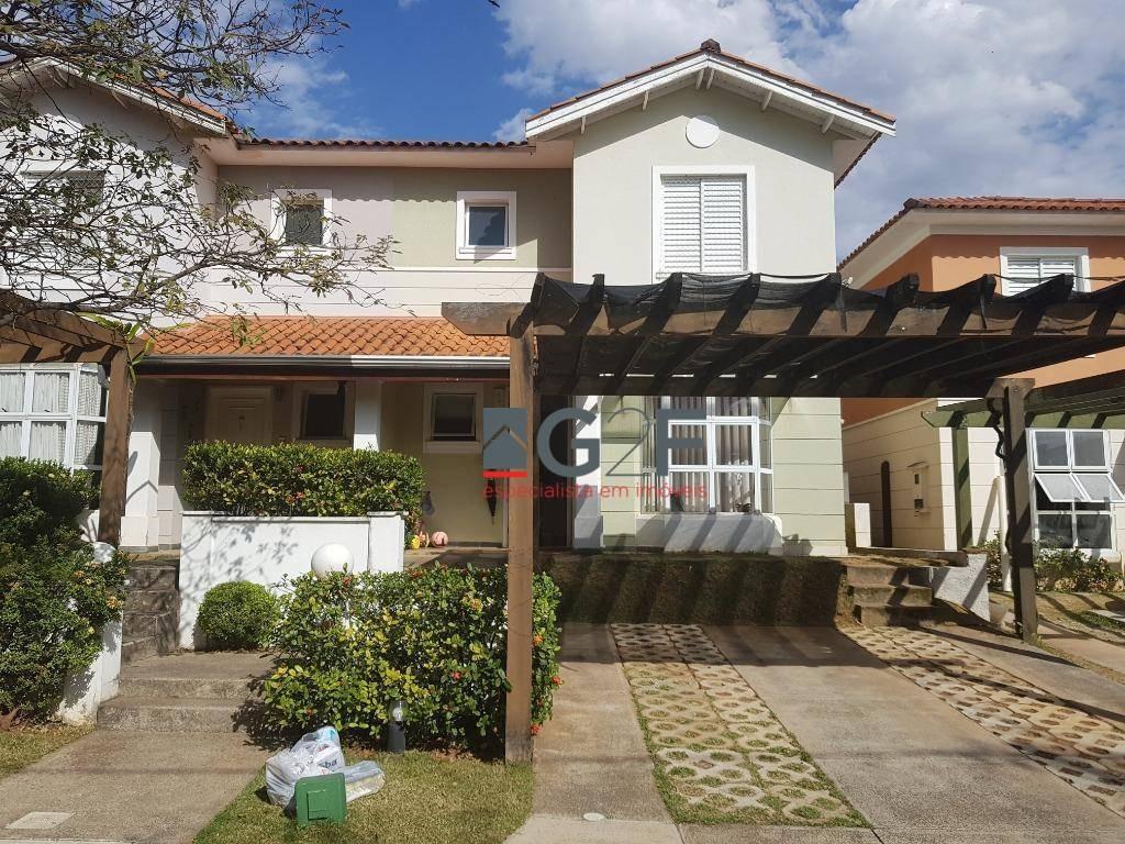 casa residencial à venda, parque prado, campinas. - ca3864