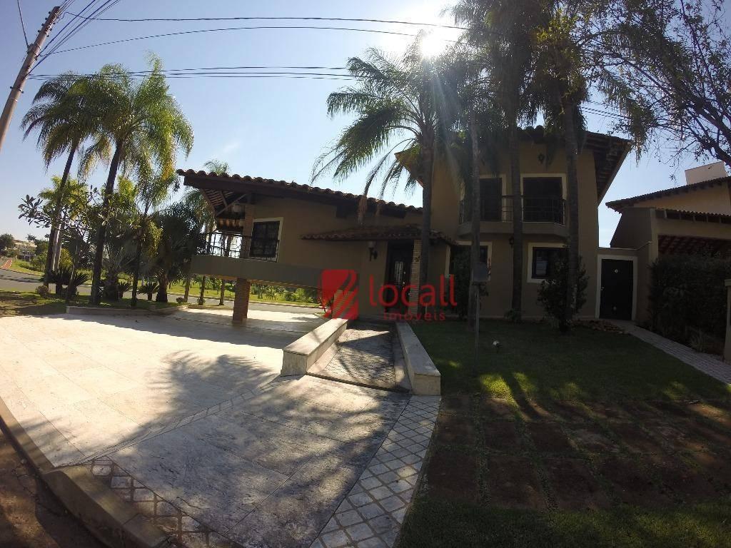 casa residencial à venda, parque residencial damha i, são josé do rio preto. - ca1043