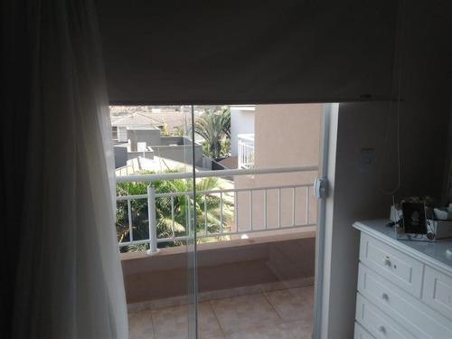casa residencial à venda, parque residencial damha iv, são josé do rio preto - ca4042. - ca4042
