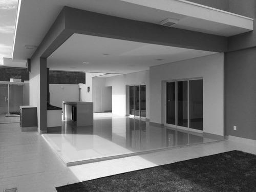 casa residencial à venda, parque residencial damha v, são josé do rio preto. - ca0432