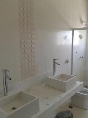 casa residencial à venda, parque residencial damha v, são josé do rio preto. - ca0448