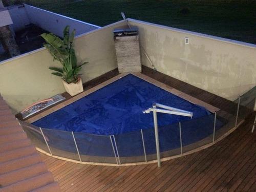 casa residencial à venda, parque residencial damha v, são josé do rio preto. - ca0453