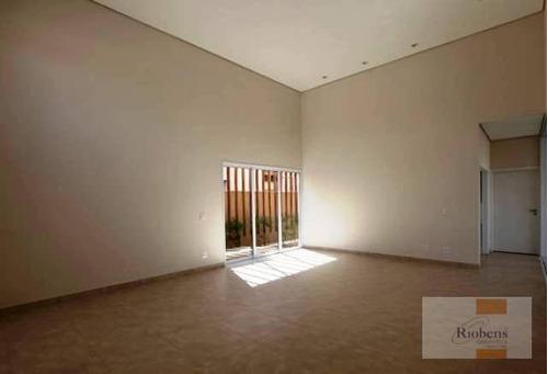 casa residencial à venda, parque residencial damha v, são josé do rio preto. - ca0744