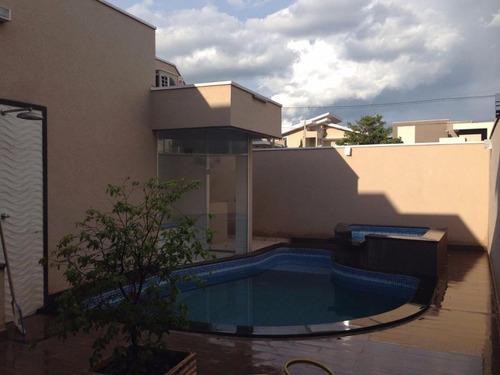 casa residencial à venda, parque residencial damha v, são josé do rio preto. - ca0868