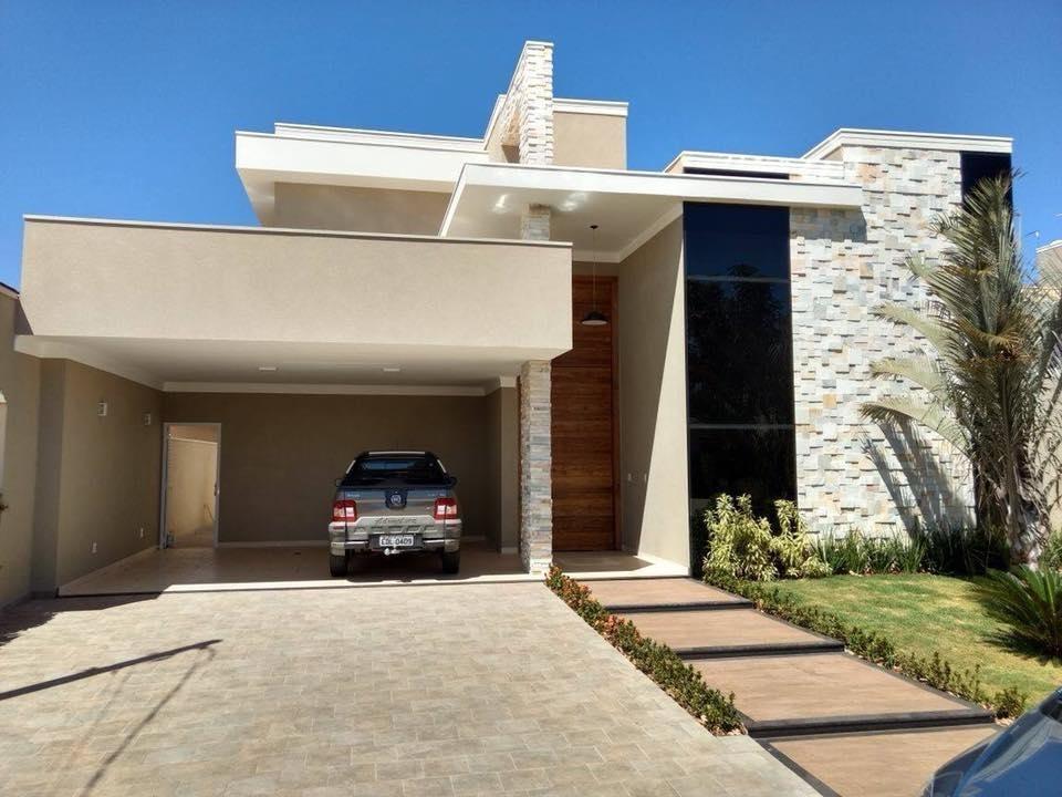 casa residencial à venda, parque residencial damha v, são josé do rio preto. - ca6863