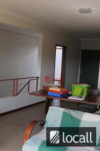 casa residencial à venda, parque residencial damha vi, são josé do rio preto. - ca0075