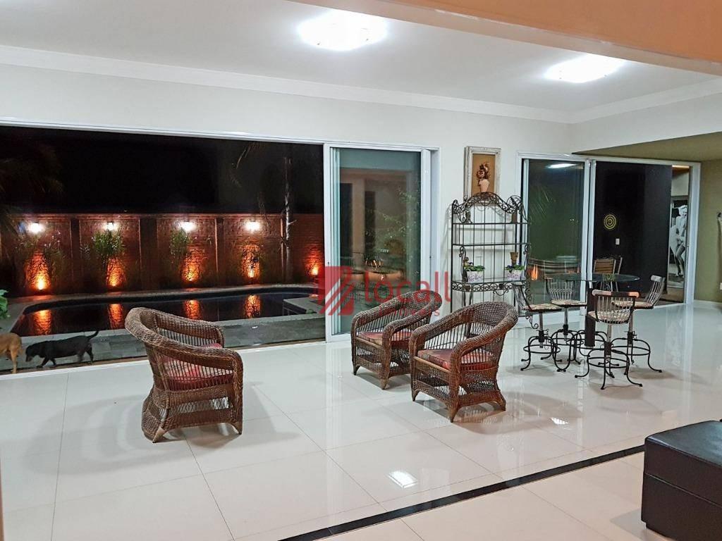 casa residencial à venda, parque residencial damha vi, são josé do rio preto. - ca1689