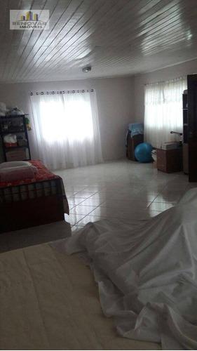 casa residencial à venda, parque residencial itapeti, mogi das cruzes - . - ca0155