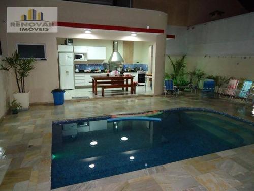 casa residencial à venda, parque residencial itapeti, mogi das cruzes - . - ca0195