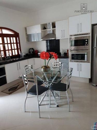 casa residencial à venda, parque residencial jaguari, americana. - ca0332