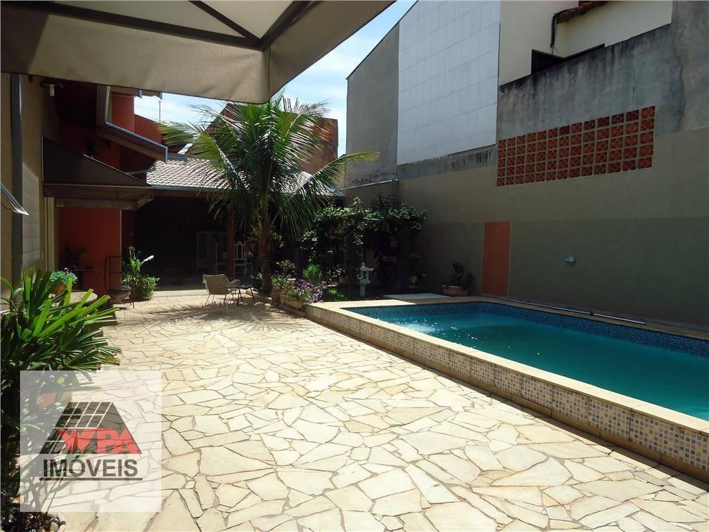 casa residencial à venda, parque residencial jaguari, americana. - ca0500