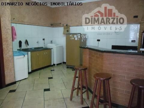 casa residencial à venda, parque residencial jaguari, americana - ca0640. - ca0640