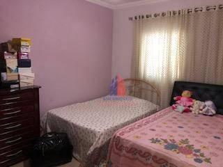 casa residencial à venda, parque residencial jaguari, americana. - ca0774