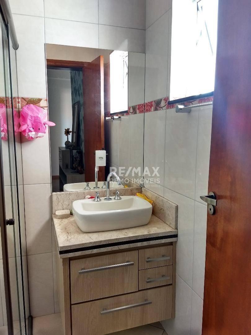 casa residencial à venda, parque residencial jaguari, americana. - ca6069
