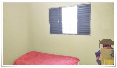 casa residencial à venda, parque residencial jaguari, americana. - codigo: ca0854 - ca0854