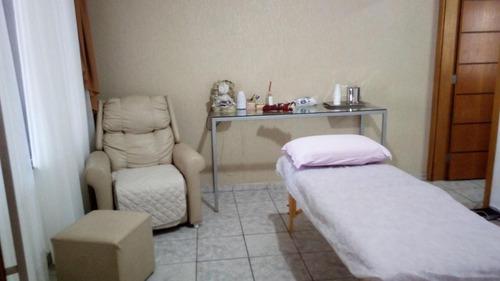 casa residencial à venda, parque residencial jaguari, americana. - codigo: ca1115 - ca1115