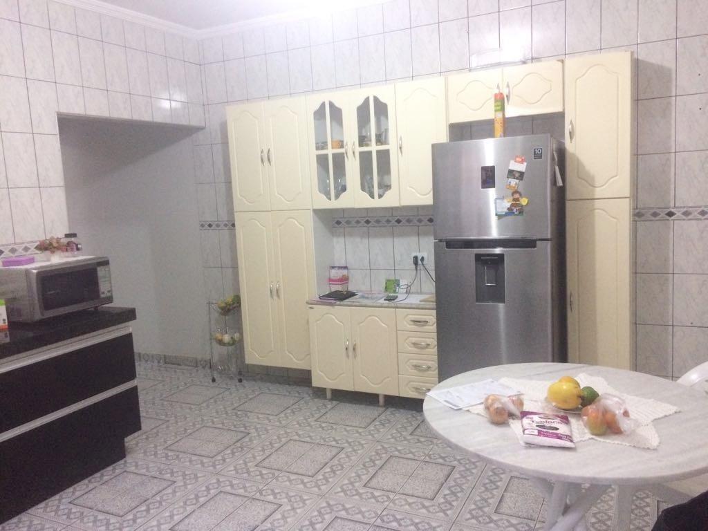 casa residencial à venda, parque residencial klavin, nova odessa. - codigo: ca1094 - ca1094