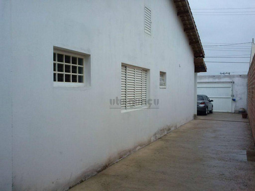 casa residencial à venda, parque residencial potiguara, itu. - ca4184
