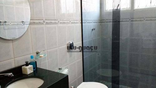 casa residencial à venda, parque residencial potiguara, itu. - ca5837