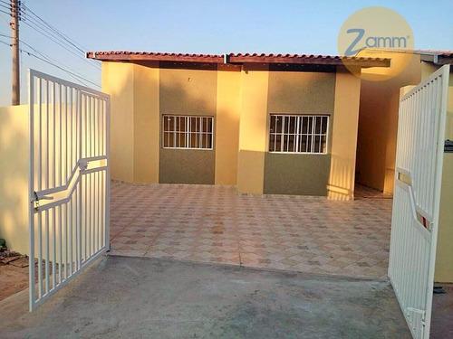 casa residencial à venda, parque residencial salerno (nova veneza), sumaré. - codigo: ca1751 - ca1751