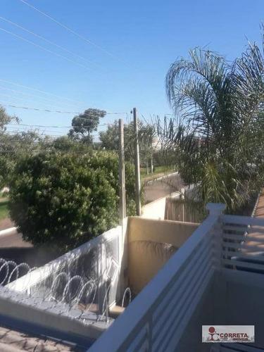 casa residencial à venda, parque residencial santa gertrudes, marília - so0001. - ca0365