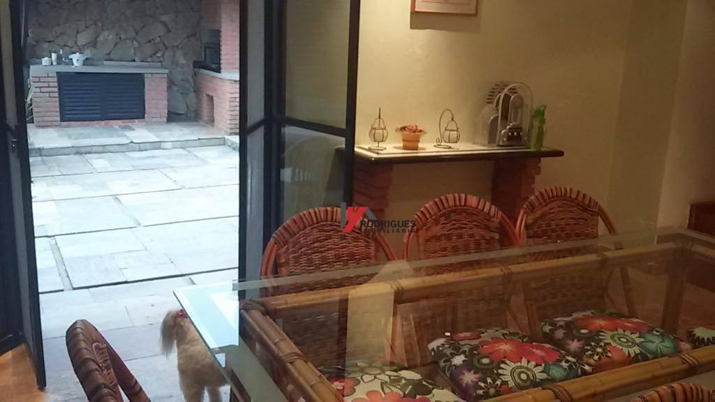 casa residencial à venda, parque residencial shambala ii, atibaia. - ca1453