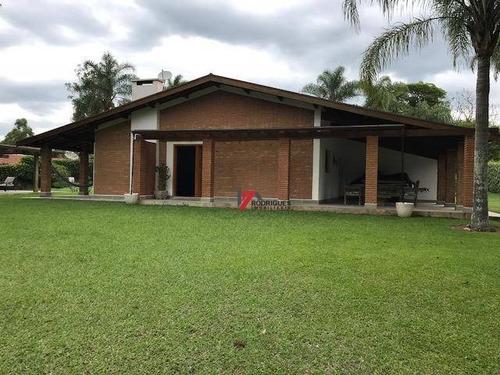 casa residencial à venda, parque rio abaixo, atibaia. - ca1596