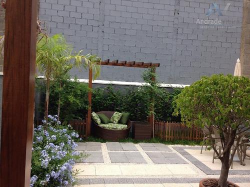 casa residencial à venda, parque rural fazenda santa cândida, campinas. - ca0193