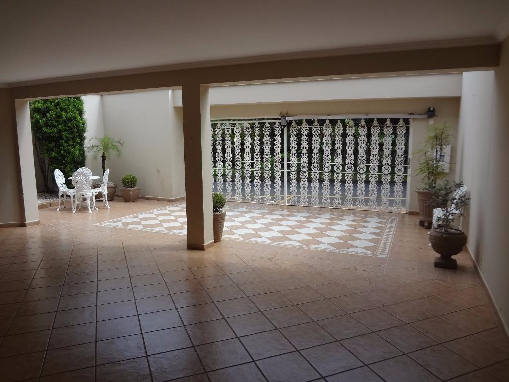 casa residencial à venda, parque santa cecília, piracicaba. - ca0347