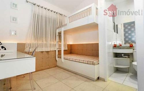 casa residencial à venda, parque santa maria, fortaleza. - ca0083