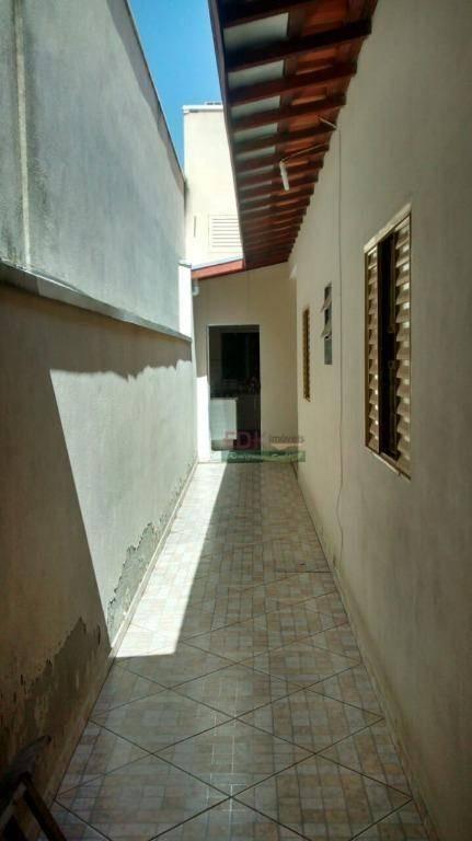 casa  residencial à venda, parque santo antônio, taubaté. - ca0251