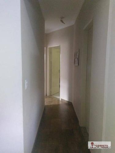 casa residencial à venda, parque são jorge, marília. - ca0497