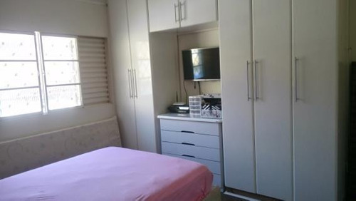 casa residencial à venda, parque são quirino, campinas. - ca0236