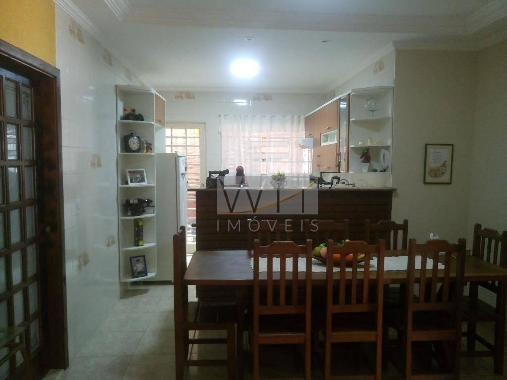 casa residencial à venda, parque são quirino, campinas. - ca0326
