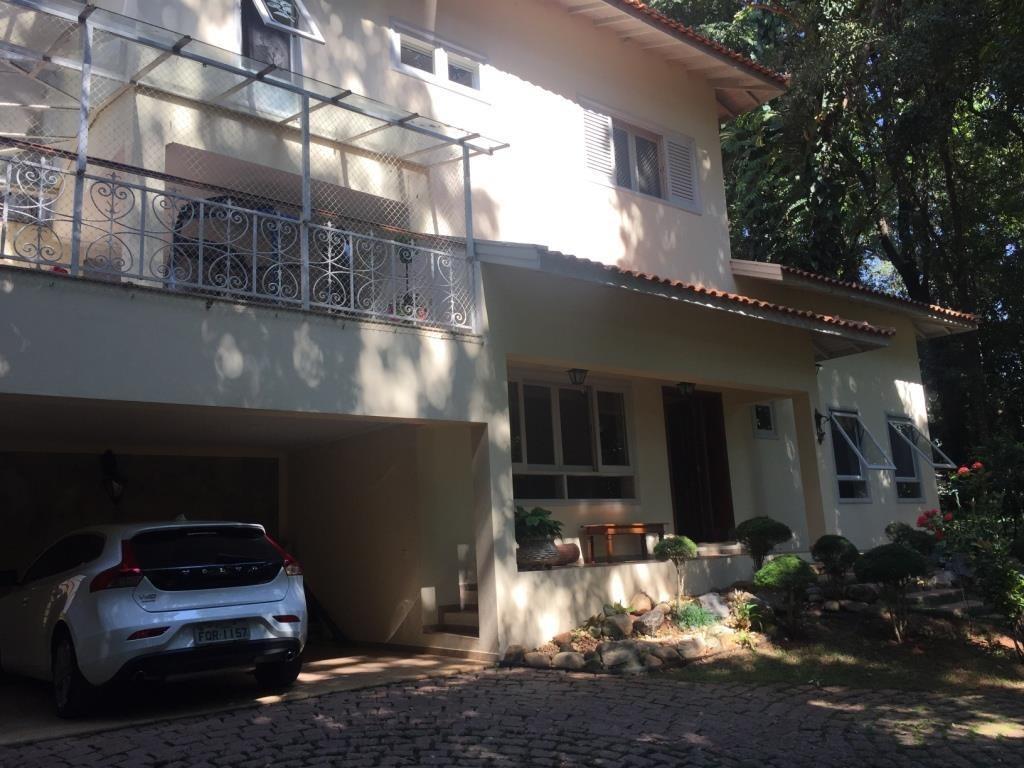 casa residencial à venda, parque são quirino, campinas. - ca0526