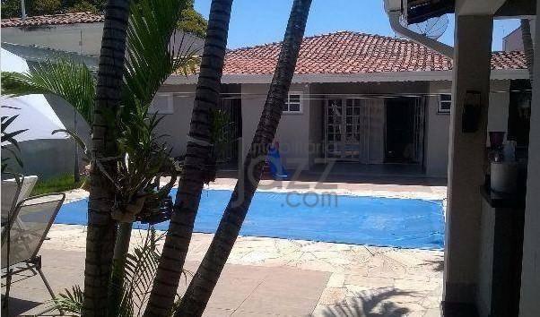 casa residencial à venda, parque são quirino, campinas. - ca2916