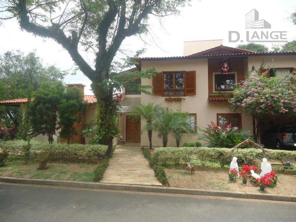 casa residencial à venda, parque são quirino, campinas - ca7773. - ca7773